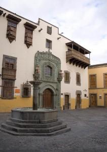 Gran Canaria - muzeum Kolumba