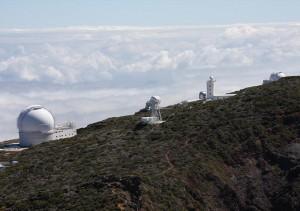 La Palma - obserwatorium