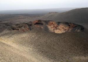 Lanzarote - wulkaniczna wyspa