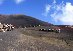 Park krajobrazowy na Lanzarote